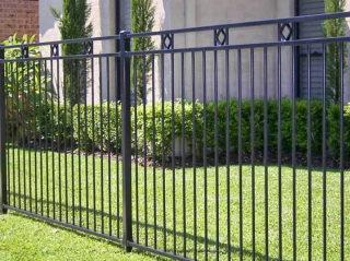 Металлический забор Уфа цена от 1425 руб.