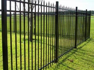 Забор на винтовых сваях Уфа цена от 2321 руб.