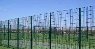 Сварной забор Уфа цена от 1351 руб.