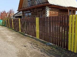 Установка заборов Уфа цена от 1319 руб.