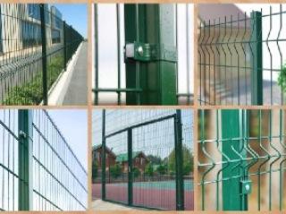 Забор из 3D сетки Уфа цена от 1161 руб.